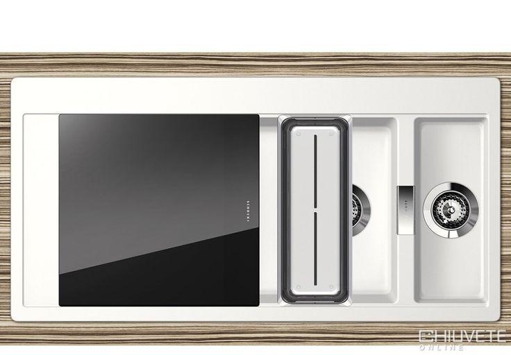 Chiuveta Granit Schock Horizont D-150 Polaris