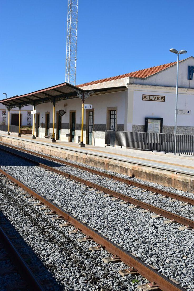 silves, train station