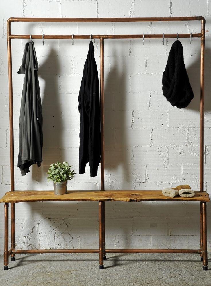 Ms de 25 ideas increbles sobre Muebles para colgar ropa