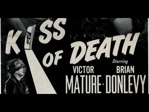 Kiss Of Death (1947) - Victor Mature/Richard Widmark/Brian Donlevy/Colee...