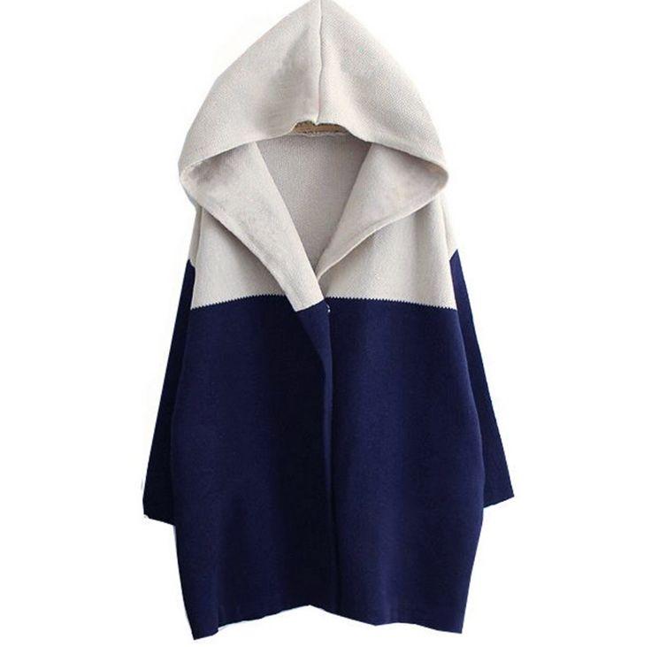 cappotto in lana due colori , lunghezza sotto il ginocchioh, con cappuccio, maniche a kimono. fatto a manotaglie:1 anno: fino a 86 cm2 anni : 86 cm3 anni : 94 cm4 anni : 102 cm5 anni ...