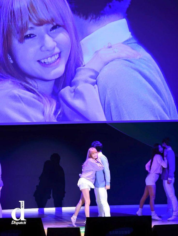 Shannon 샤넌 Perform  at Samsung Mini Concert in Gwangju Chosun University...