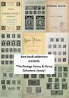 213 RARE BOOKS & GUIDES ON STAMP COLLECTING  DVD  GB PENNY BLACK ALBUM TIMBRE