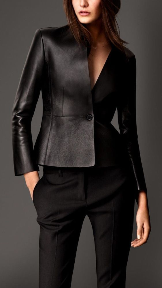1000  images about Women s leather jacket on Pinterest | Coats