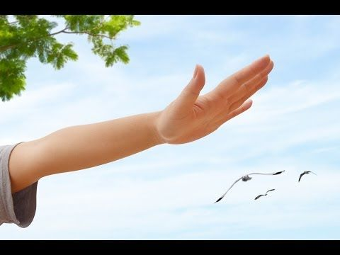 Let Go Of Anxiety: A Guided Meditation For Anxiety Relief - The Magic Book - YouTube