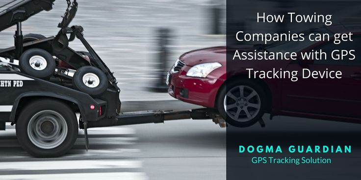 See how towing companies can get assistance with #GPS tracking devices and offer improved services to their customers.
