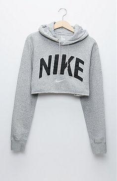 cropped hoodie nike - Google Search