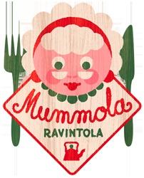 cute grandma logo