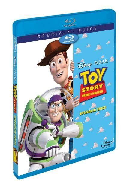 Toy Story: Příběh hraček S.E. (BLU-RAY)