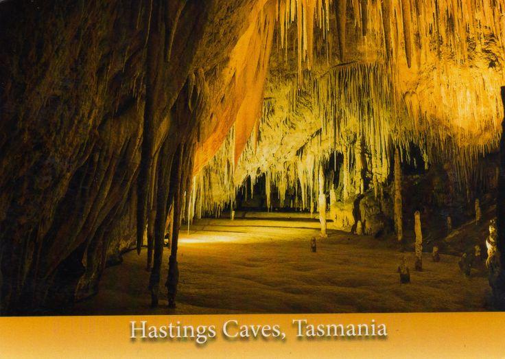 Tasmánské jeskyně