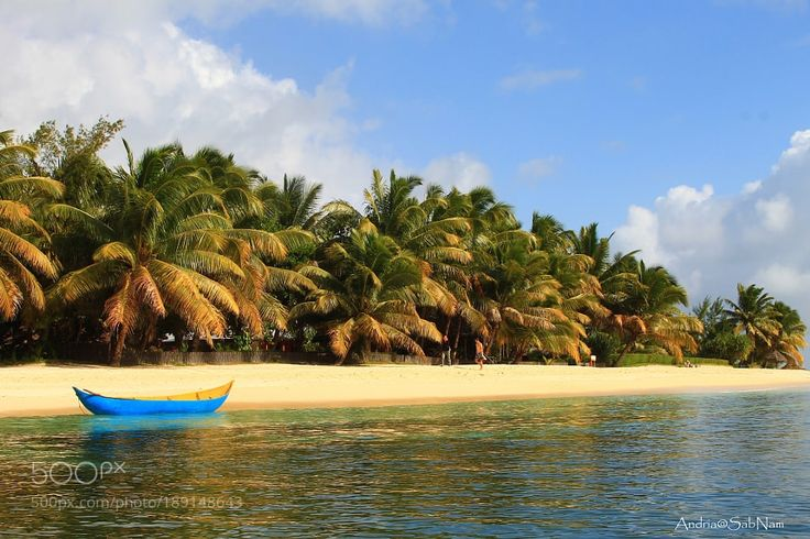 Popular on 500px : welcome to Ile aux Nattes by AndriaMamy
