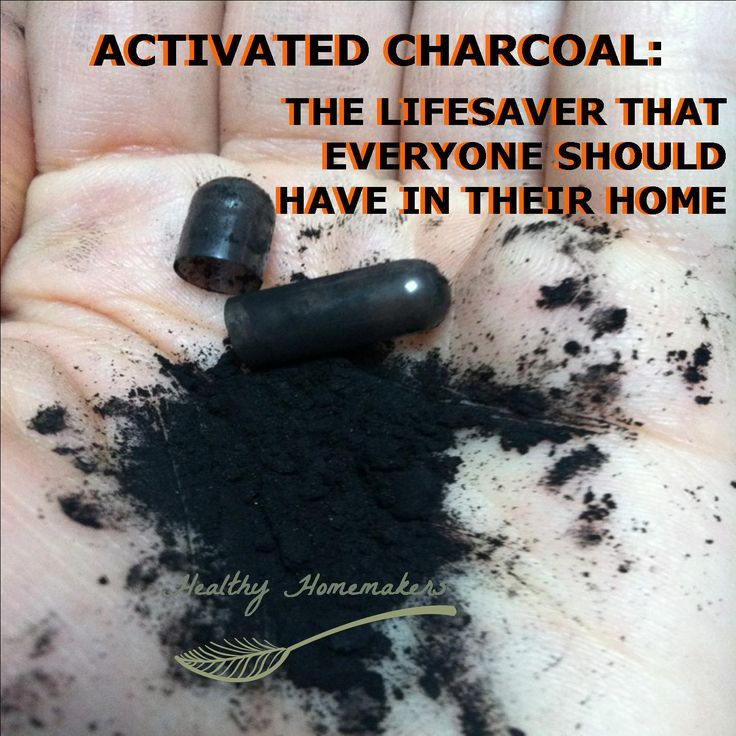 Activated Charcoal- The Lifesaver That EVERYONE Should Have In Their Home. We talk about detoxing a lot- removing heavy metals from the blood stream, killing candida overgrowth in the digestive system, eating to eliminate odor causing body odors, detoxing to boost immunity, etc. What we haven't really talked much about is emergency detoxing- as in removing something toxic before your body absorbs it and causes harm, even death.  Let us begin by saying…