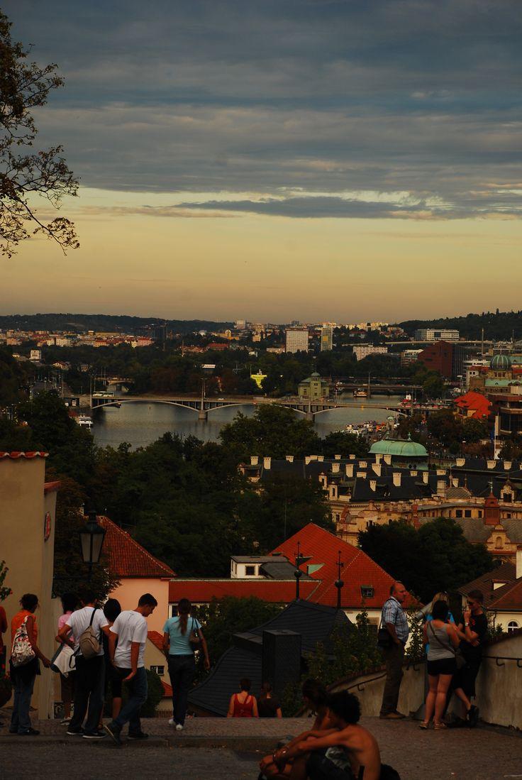 A beautiful scene, Prague   by Deniz Yetimoğlu
