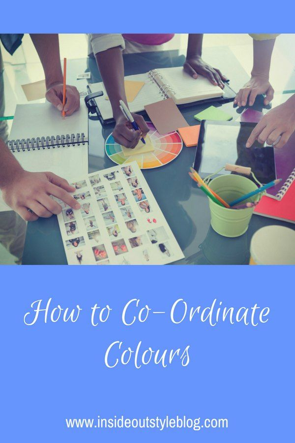 how to coordinate colours and find colour schemes you love