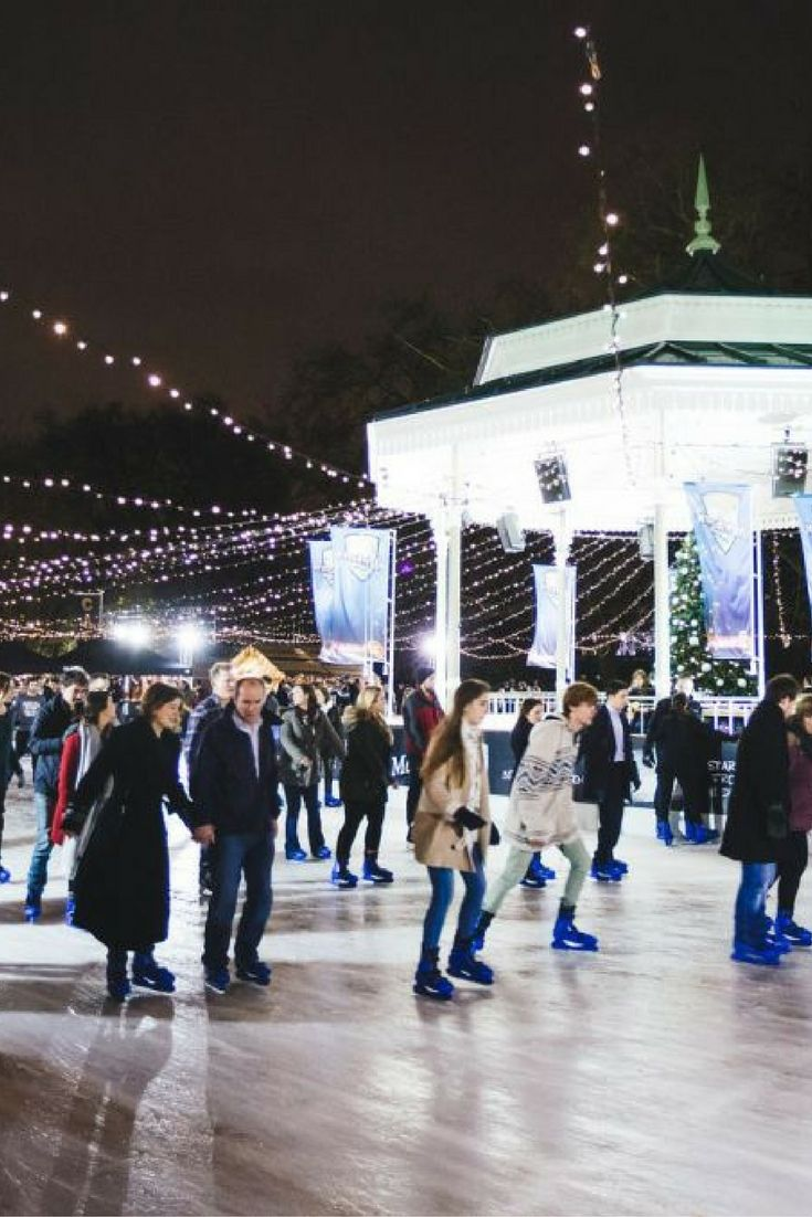 Here's a list of our five favourite ice skating rinks to show off our, ah, skills this winter and Christmas in London.