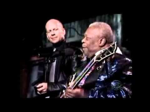 "BB King Billy Preston & Bruce Willis ""Sinners Prayer"" Live Blues"