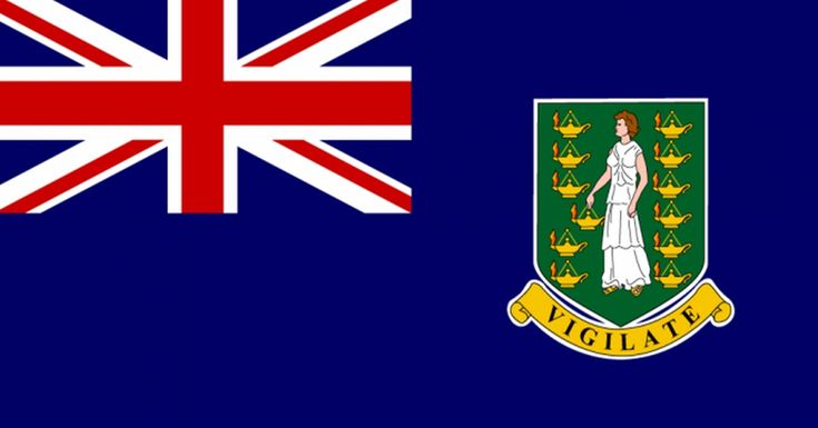 british virgin islands. flag   BRITISH VIRGIN ISLANDS - 5 X 3 FLAG