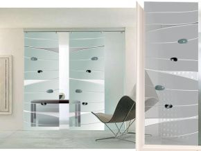 Las 25 mejores ideas sobre cristales para puertas en for Cristales translucidos para puertas