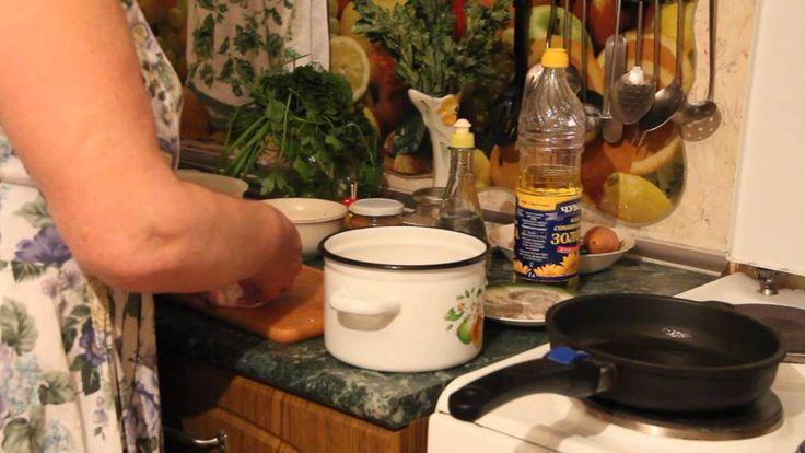 Как вкусно пожарить окорочка на сковороде