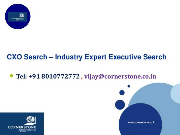 CXO Search – Industry Expert Executive Search  >>. There are several #executivesearchfirms in #Mumbai, #Delhi, #Pune and Bangalore, each unique in that they are strategically positioned to attract the right candidates with the required skill set demanded by the highly specialized industry that your organization operates in.    #CXOSearch #India