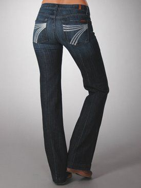 Seven Jeans - Dojo Original Trouser-the only trousers that make me feel like I am in yoga pants!
