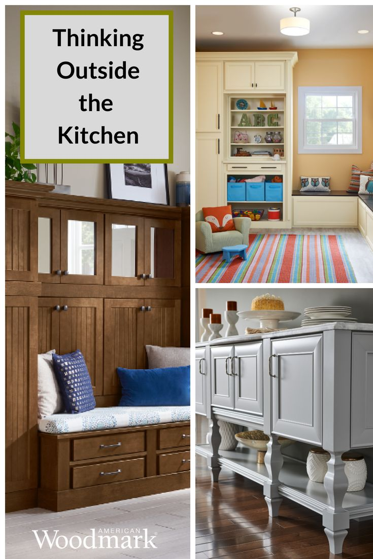 American Woodmark Cabinetry doesn't just sell kitchen ...