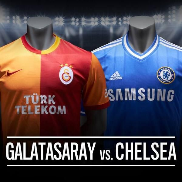 Compos Galatasaray-Chelsea LDC - http://www.actusports.fr/90970/compos-galatasaray-chelsea-ldc/