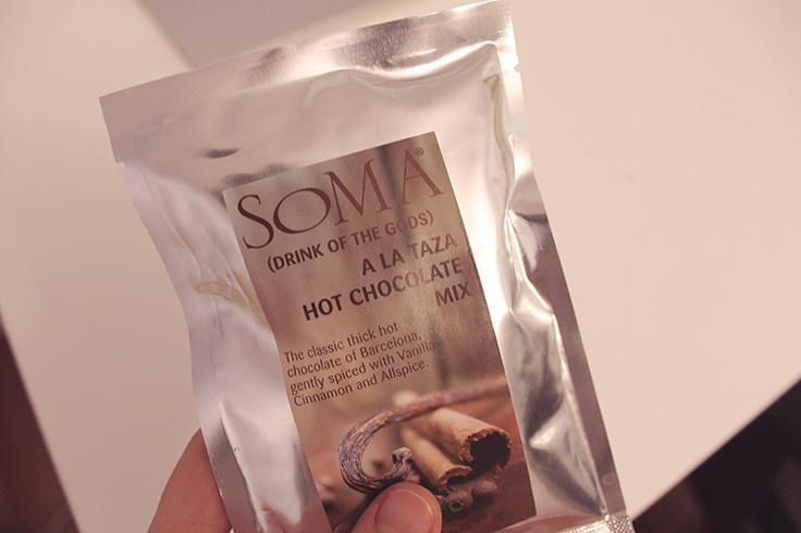 SOMA hot chocolate mix