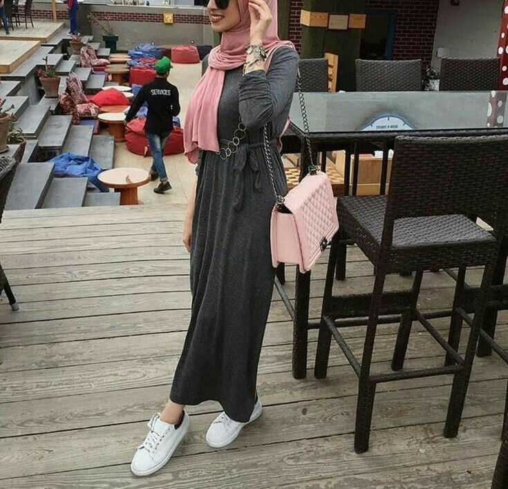 Hijab Outfits For Winter Hijab Fashion Hijab Style Casual Muslim Fashion