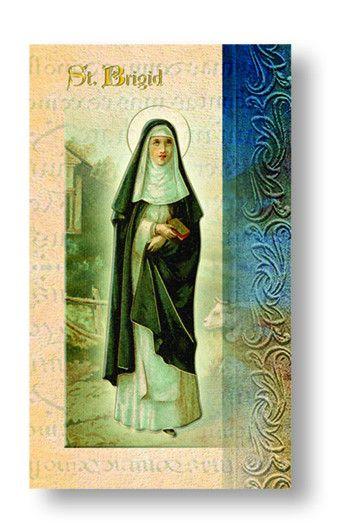 Biography Of St Brigid by Hirten | Catholic Shopping .com