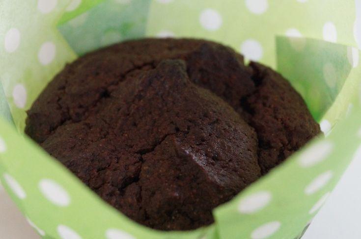 Saftige low carb chokolademuffins - Mad med mere (nydelse)
