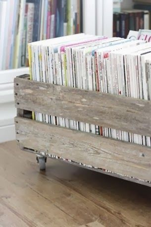 10 Uses for Wooden Crates