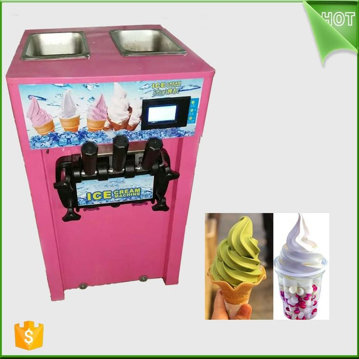 Ice Cream Maker | Commercial Ice Cream Machine With Competitive Price