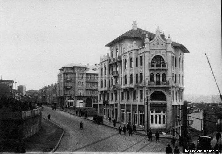 Büyük Ankara oteli 1951
