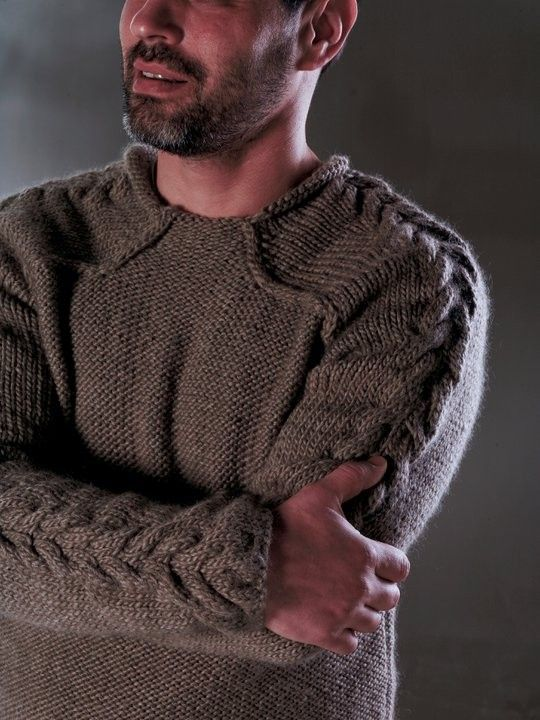 Love this sweater by Nihan Altuntas.