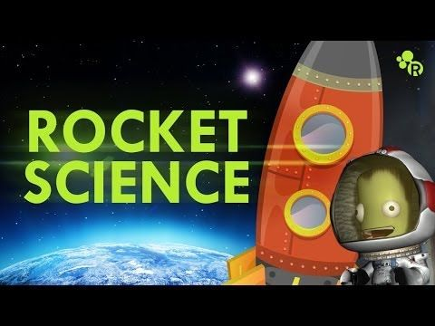 How Do Rockets Work? - Reactions - YouTube