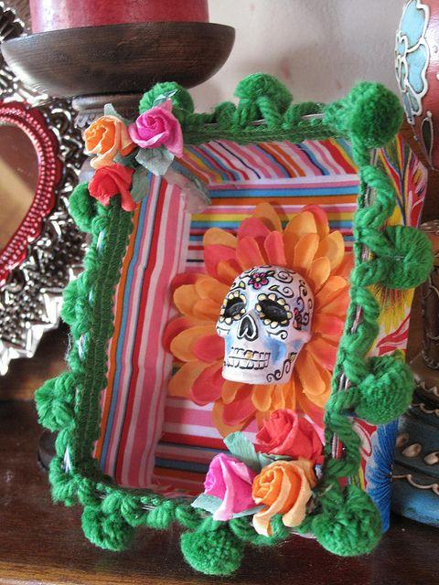 Día de los Muertos/Day of the dead~nicho