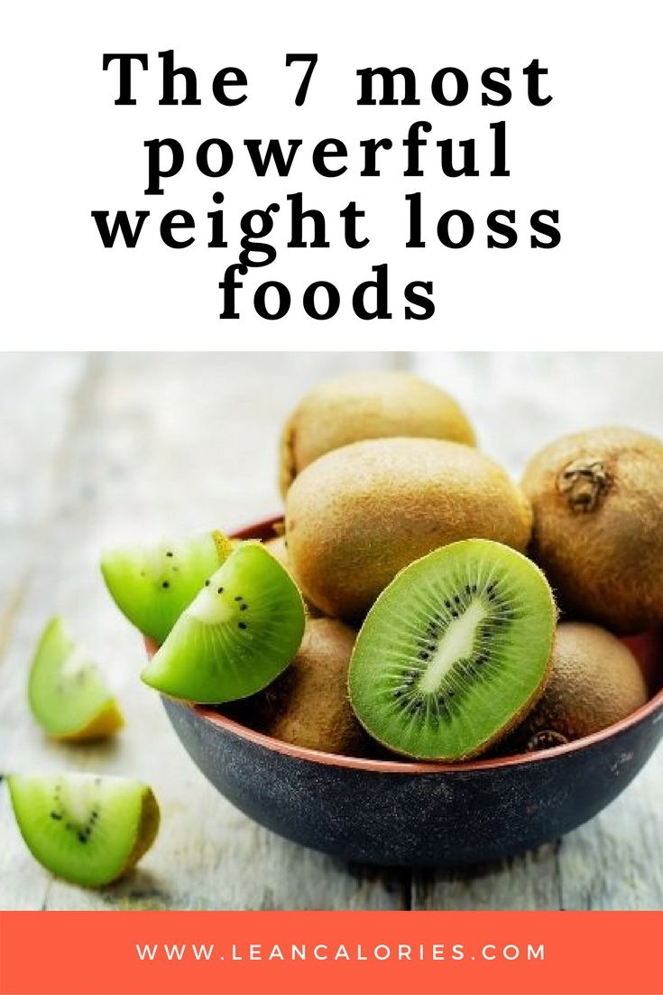 The 7 best weight loss foods help you lose up to 20 pounds in 7 days without hunger or counting calories because they are the 7 lowest calorie, highest fiber, highest nutrient and most antioxidant rich foods in the world