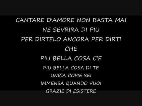 Quanto Amore Sei Video | Eros Ramazzotti - contactmusic.net