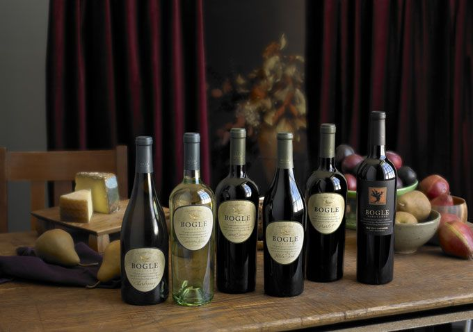 Bogle Excellent Wine On A Budget Bogle California Usa