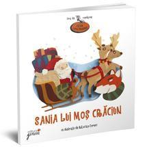 """Sania lui Mos Craciun-Lucia Muntean; Varsta:4-6 ani; Aceasta carte ofera  copiilor și posibilitatea trăirii unei aventuri în lumea fanteziei împreună cu întreaga familie. Dacă unele povești sunt făcute să fie citite împreună cu cei mici, """"Sania lui Moș Crăciun"""" este o poveste specială, gândită să fie interpretată împreună cu ei. Ea începe în poienița din pădure, acolo unde toată lumea se pregătește de zor să îl întâmpine pe Moș Craciun."""
