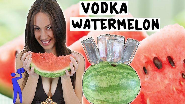 How to make Vodka Watermelon!  -  Tipsy Bartender