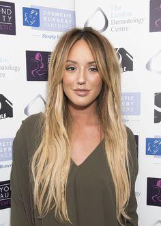 charlotte crosby hair - Google Search