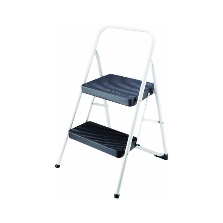 Amazon.com: Cosco 11-135CLGG1 Folding Step Stool, 2-Step, Cool Gray: Home Improvement