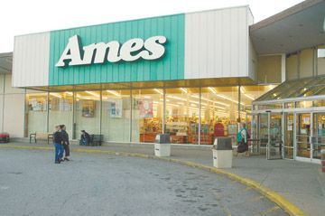 Retail Relic: Ames Department Stores | Labelscar