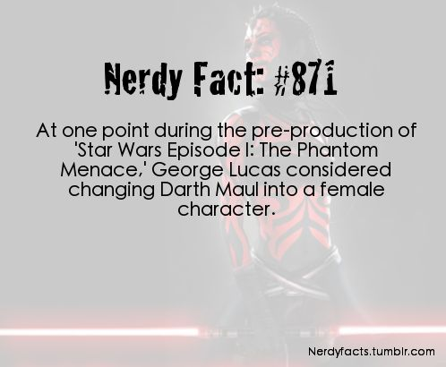 Now I want to see that version. That would have been pretty awesome!