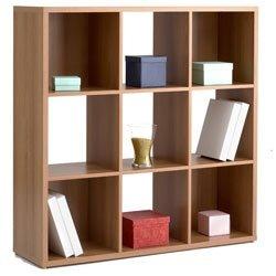 Βιβλιοθήκη Pegasos, 115x115cm 109,00€ #plaisio #βιβλιοθήκη