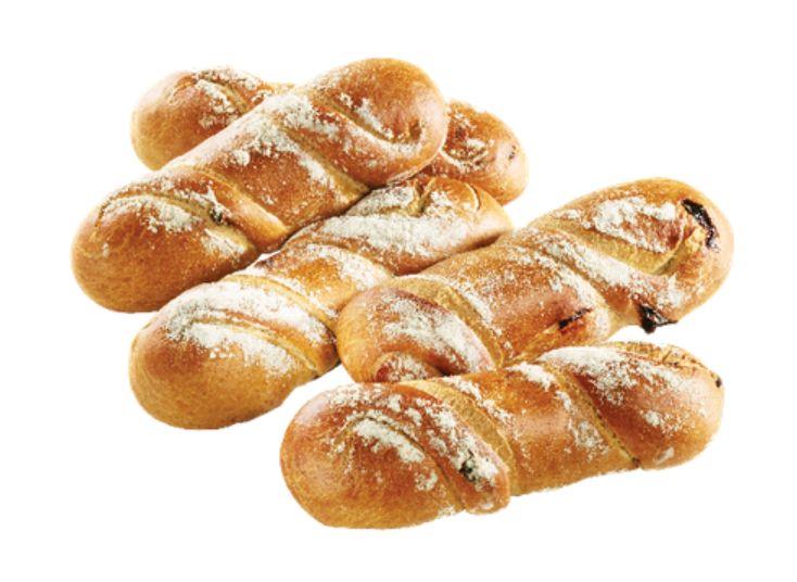 Cinnamon Raisin Buns from #YummyMarket