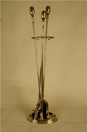 Jefferson Brass, Ellipse, cast solid brass 4 pc. tool set. (MSRP $560.00), Free Shipping