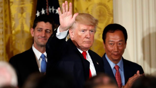 Is This Foxconn Factory the 'Big Big Big' Apple Plants Donald Trump Bragged About?